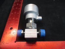 3870-01214 Applied Materials (AMAT) SS Bellows-Sealed Valve
