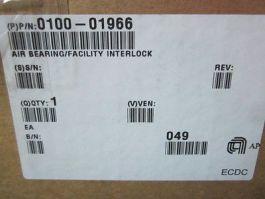ALTA TECHNOLOGIES 0100-01966 Air Bearing, Facility Interlock PCB