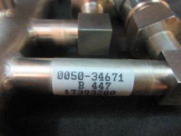 Applied Materials (AMAT) 0050-34671 MANIFOLD, TTF SUPPLY COMMON M/F