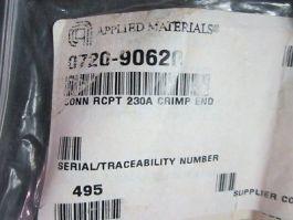 AMAT 0720-90620 Connectror RCPT 230A Crimp End