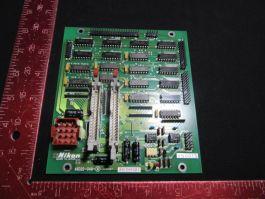 NIKON 4S020-048-A   PCB, AIRCNT,KBA01800-AE14