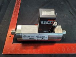 BROOKS INSTRUMENTS 5853-I-SERIES MFC NC 500 SLPM 4-20mA 12 COMPTUB
