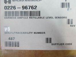 AMAT 0226-96762 HARNESS AMPULE REFILLABLE LEVEL SENSORS