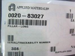 Applied Materials (AMAT) 0020-83027 PILLAR-LONG