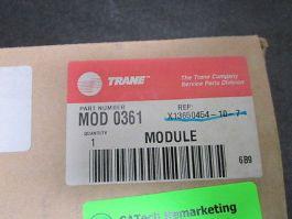 Trane MOD-0361 Module-Purge MOD-0361