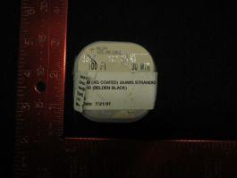 BELDEN 83001-10 WIRE, CU (AG COATED 28AWG STRANDED TEFLO