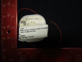 BELDEN 83001-2 WIRE, CU (AG COATED 28AWG STRANDED TEFLO
