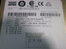 ASTEC 73-940-0106I Power Supply harvested off unused system