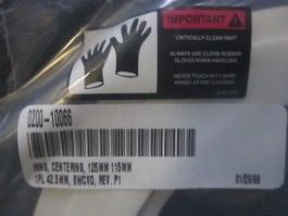 AMAT 0200-10066 RING,CENT 125/115 1FL 42.5MM(125.5)SR,