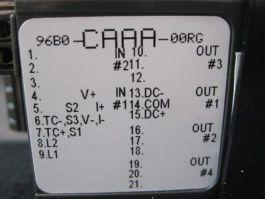 WATLOW P0168 MAIN TEMPERATURE CONTROLLER; TREBOR P0168