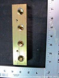 Applied Materials (AMAT) 0020-32220 MANIFOLD H20 INPUT