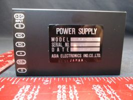 ASIA ELECTRONICS AFD24-5S6A SUPPLY, POWER