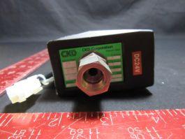 CKD CORPORATION AG44-02-4 VALVE DC24V
