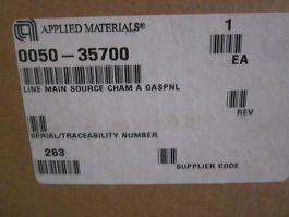 AMAT 0050-35700 Line Main Source CHAM A GASPNL
