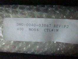 Applied Materials (AMAT) 0040-03567 Block, Heater, Preheat, Carrier Gas, Mid, T