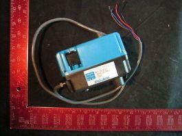 SAGINOMIYA MJV-CHU43371 VALVE Electric actuator