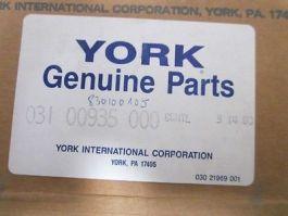 YORK 031-00935-00 POWER SUPPLY CONTROL BOARD, NCI FR-O 43-88, 07339B128