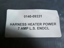 Applied Materials (AMAT) 0140-09331 Harness Heater Power, 7 Amp L.S. ENDCL