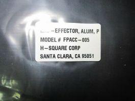 H-Square FPACC-005 Effector, ALUM, P