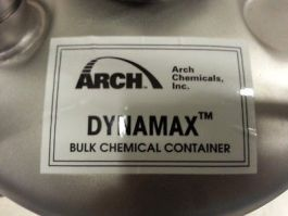 ALLOY PRODUCTS 107355-010 ARCH DYNAMAX BULK CHEMICAL CONTAINER TEFLON LINED PRES