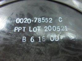 Applied Materials (AMAT) 0020-78552 MEMBRANE, WAFER, 8.00 TITAN HEAD
