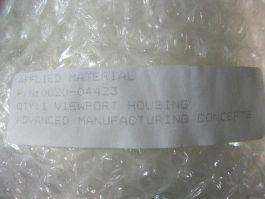 AMAT 0020-04423 VIEWPOINT HOUSING, DUAL EMISSION E.P.