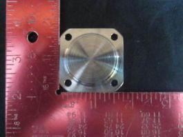 MILLTECH MACHINING 0020-47778 FLANGE BLANK OFF, SMC, VNB 200, QTY 5