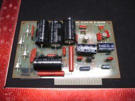 ULVAC NA83100012   PCB, DLMS-33 B-BOARD HELIUM LEAK DETECTOR