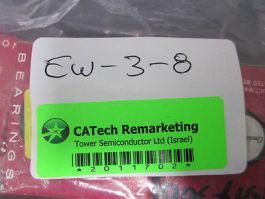 PRECISION BEARINGS EW-3/8 BEARING  BALL  THRUST; EW-3/8