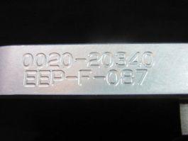 Applied Materials (AMAT) 0010-21566 ASSY, SLIT VALVE VAT DOOR & MOUNT