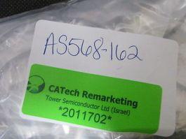 TOKYO ELECTRON AS568-162 O-RING..BUTYL AS568-162 BLK