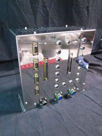 DNS 2-VC-40010 BOX, MAIN UNIT I/O DISTRIBUTION,
