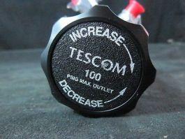 TESCOM 64-2862KR939-017 Regulator Psitive Seal/s.off Hatelloy, Max Inlet: 1000 P