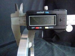 Nor-Cal 165MM-OD-VACUUM-FLANGE Vacuum Pump Flange; 165mm (O.D.) X 133mm (I.D.) X