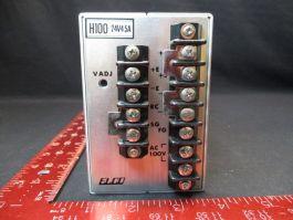 ELCO H100 SUPPLY, POWER 24V 4.5A SWITCH REG P100