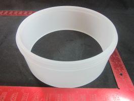 Applied Materials (AMAT) 0200-09602 PIPE, INSULATING, QUARTZ W/FLANGE