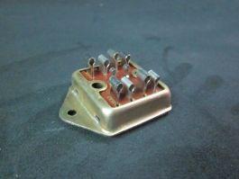 Applied Materials AMAT 1200-90048 Relay Socket Base