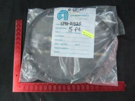 Applied Materials AMAT 1390-01025 Wire STRD 40AWG Black 600V105C 805X26 5 feet