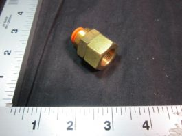 Applied Materials AMAT 3300-04989 FTG BLKHD CONN 38FNPT X 38T ONE-TOUCH