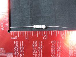 BTU ENGINEERING 551013876 Resistor 01 OHM 2 Watt Metal-Oxide Gray