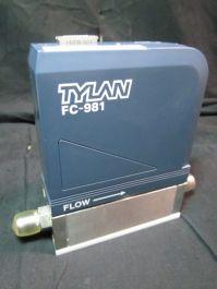 TYLAN FC-981-H2-20SLM CONTROLLER MASS FLOW