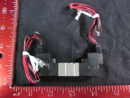 SMC NVJ3233 VALVE SOLEOID 24VDC
