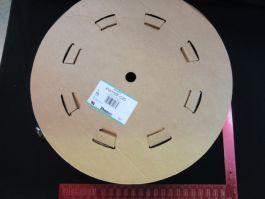 PANDUIT PW100F-C20 Pan-Wrap 1 Split Harness Polyethylene Cable Wrap 100ft black
