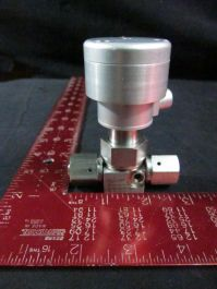 NUPRO SS-4BK-V51-1C Diaphragm Valve