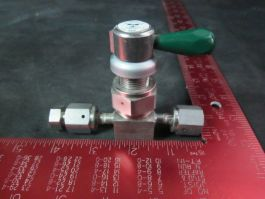 SS-DLV51 SS High Purity High Pressure Valve