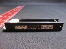 NIKON KBA01800-511 Copal Electronics JOL-60 LINEAR POTENTIOMETER