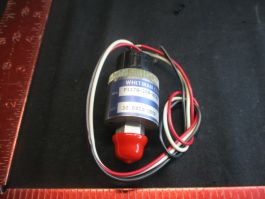 WHITMAN CONTROLS CORP P117G-25N-K52L SWITCH, PRESSURE, 30ps
